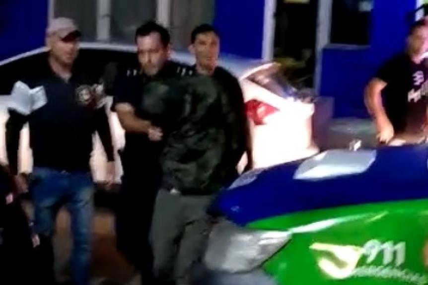 Fuga de la Comisaría Quinta: Recapturaron a los seis fugitivos