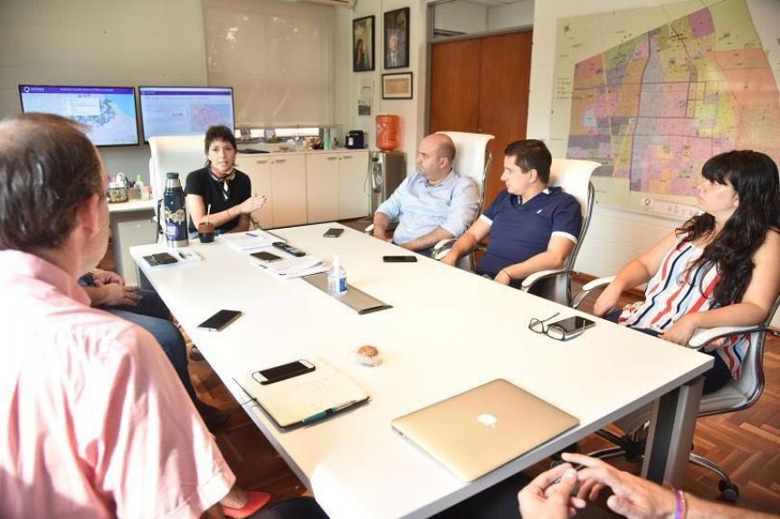 Referentes de distintas fuerzas pol�ticas destacaron el trabajo del municipio