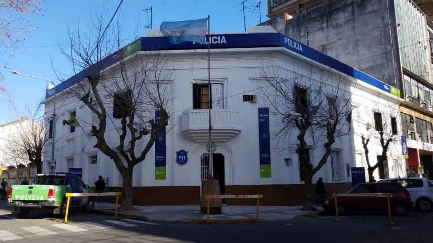 Un Policía de la Comisaría Primera de Quilmes dio positivo de COVD-19