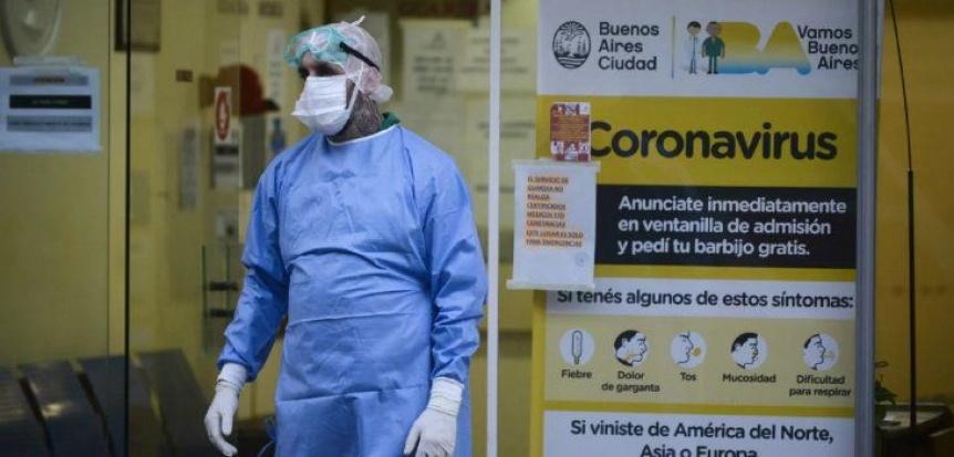 Tres nuevas muertes en CABA llevan a 419 el n�mero de v�ctimas en Argentina
