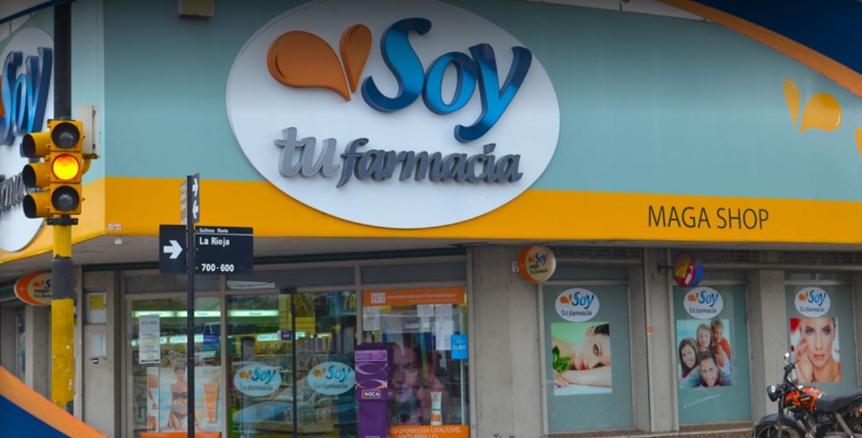 Sucursal de Soy tu Farmacia cierra preventivamente tras 2 empleados positivos de Covid-19