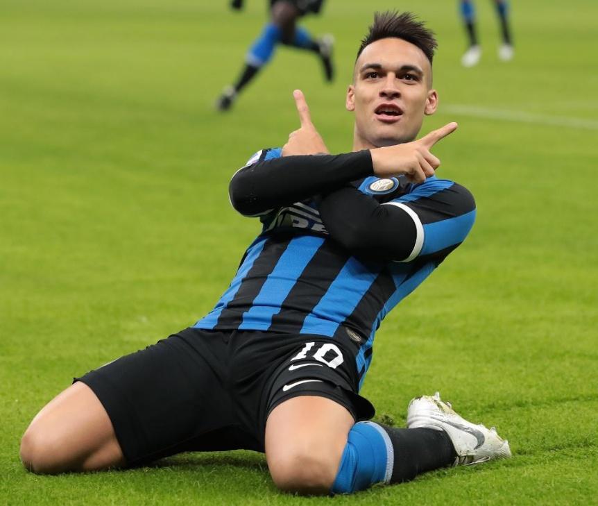 Lautaro Mart�nez se ir�a de Inter si pagan la totalidad de la cl�usula