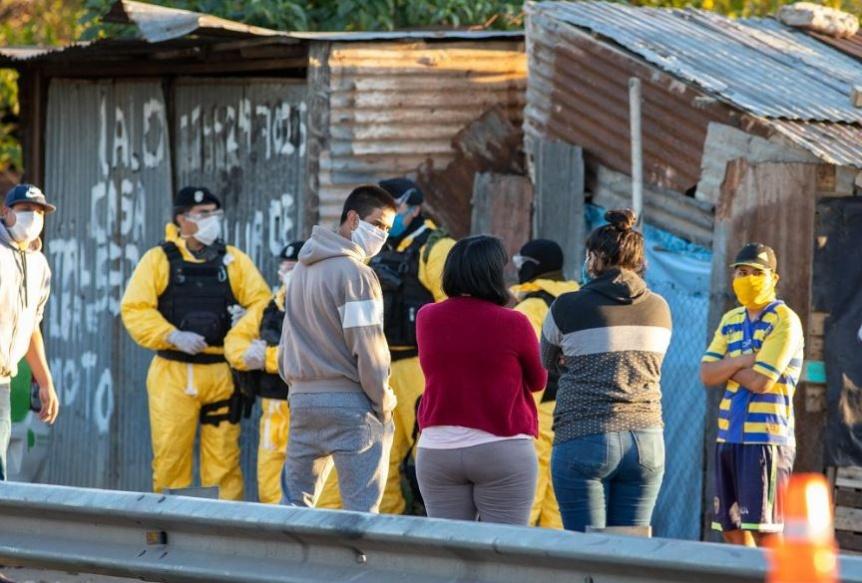Confirman otras 8 muertes y 769 contagios en las �ltimas 24 horas