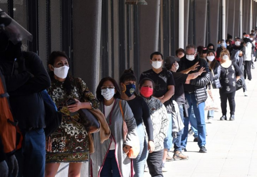 Coronavirus en Argentina: Suman 14.702 infectados y 510 muertes