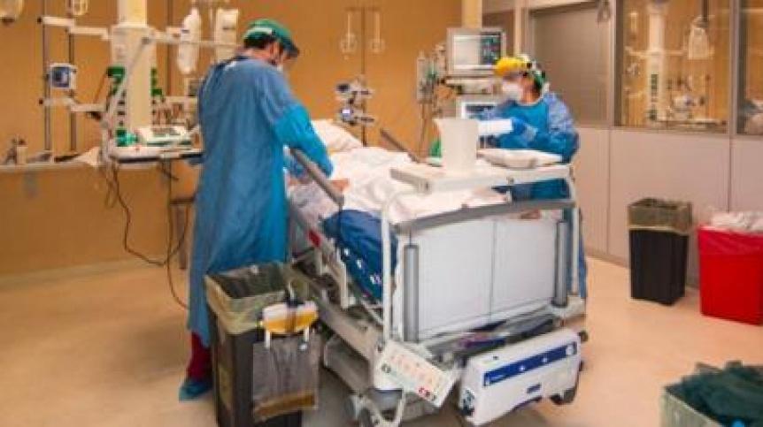 Nuevo r�cord en las �ltimas 24 horas: 904 contagios y 11 muertos