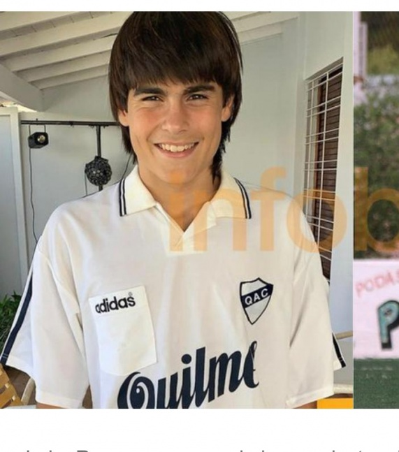 Luka Romero, hijo de Diego ex jugador de QAC, hace historia en Espa�a