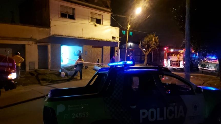 Trágico incendio en panificadora de Ezpeleta dejó un muerto