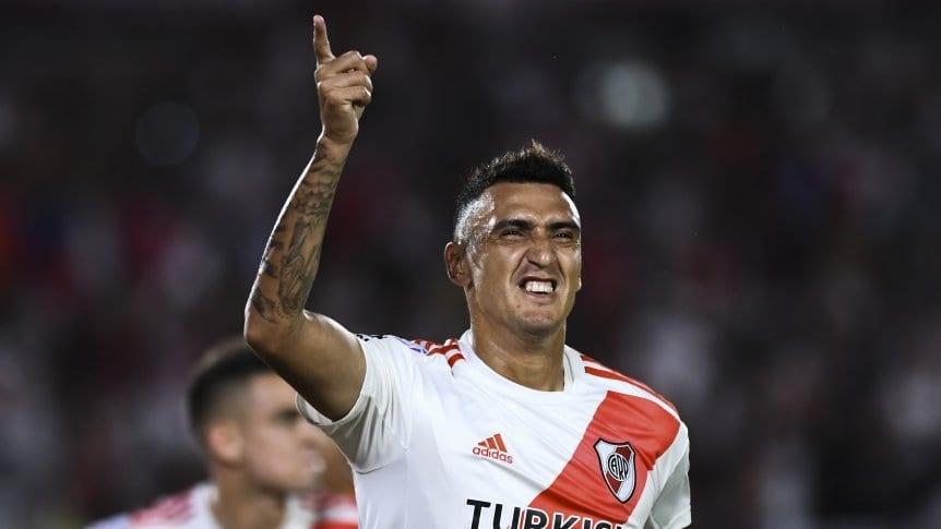 El Millonario debe dinero por Mat�as Su�rez y Belgrano buscar� cobrarlo
