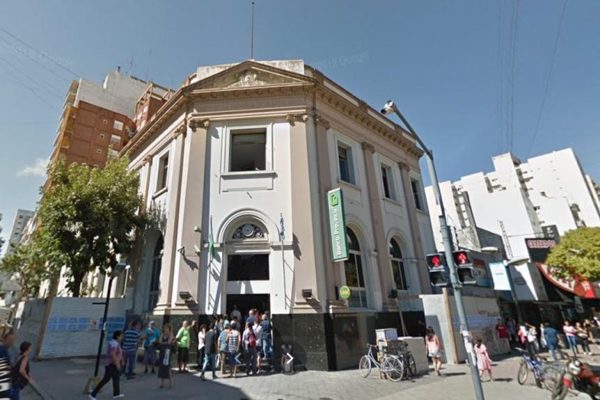 Cierran el Banco Provincia de Quilmes centro por caso de coronavirus