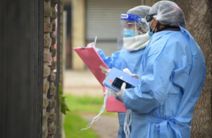 En el país hubo 61 muertes y 3.658 nuevos casos de COVID-19