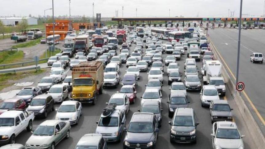 Anuncian el corte de autopistas por un reclamo judicial