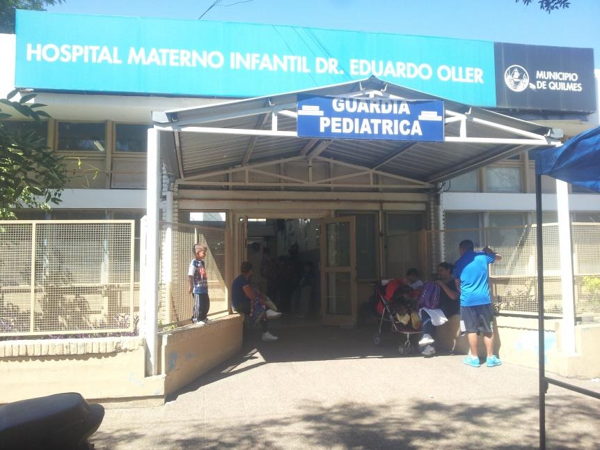 Emotiva despedida a un trabajador del Hospital de Solano fallecido