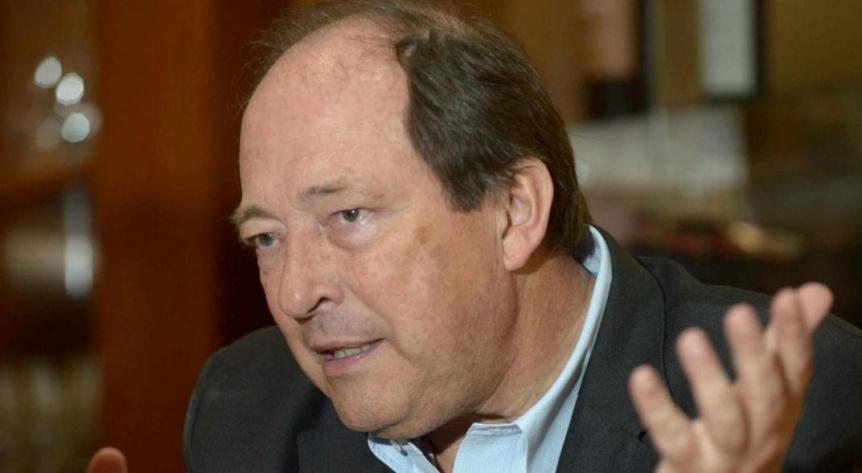 El dirigente radical Ernesto Sanz est� internado con COVID en Mendoza