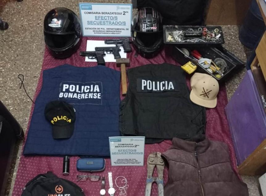 Cayeron presuntos c�mplices del delincuente abatido por un polic�a en Berazategui