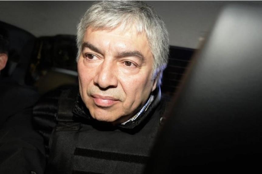 Condenaron a 12 años de cárcel a Lázaro Báez por lavado de dinero