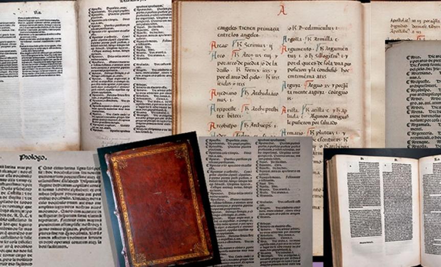 Cient�ficos del CONICET descubrieron el diccionario m�s antiguo del castellano
