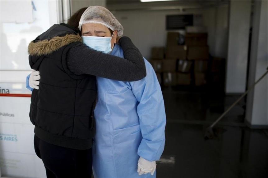 Confirmaron 16.056 nuevos contagios en las últimas 24 horas