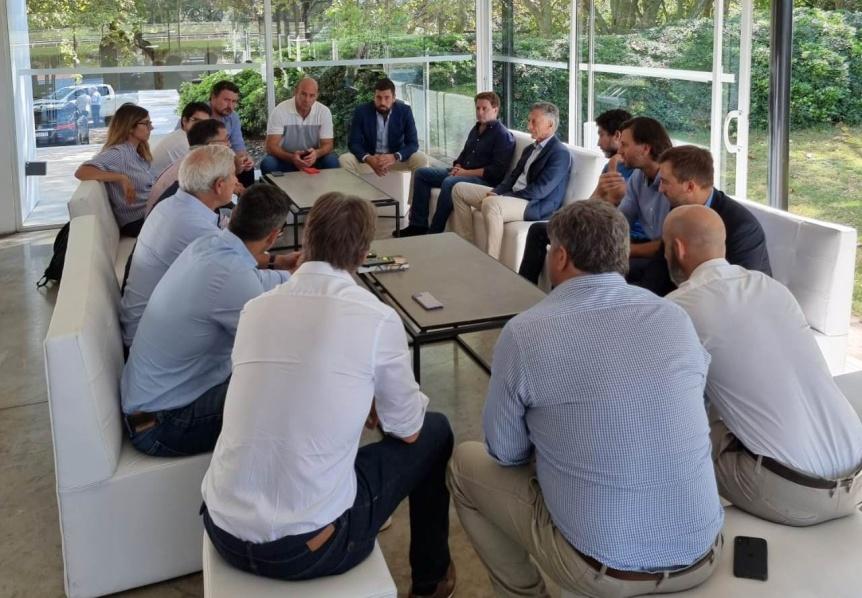 Macri y Martiniano aislados por mantener contacto con un positivo de COVID-19
