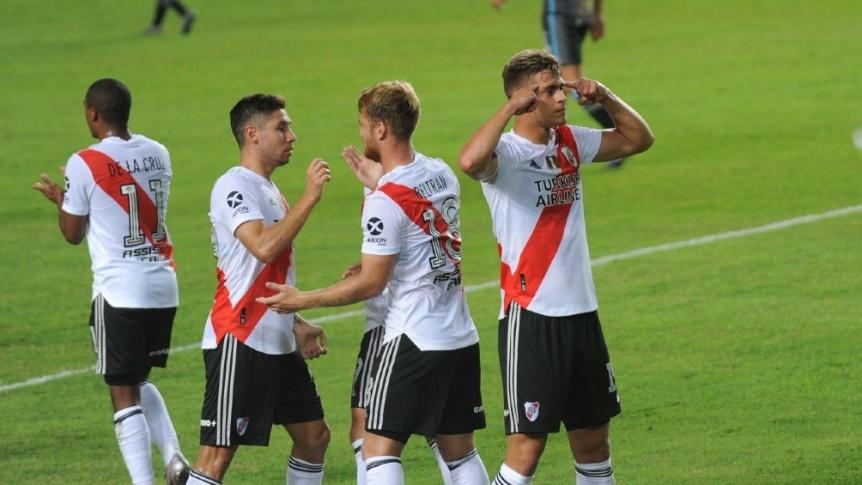 River venció a Atlético Tucumán  y se enfrentará a Boca en octavos