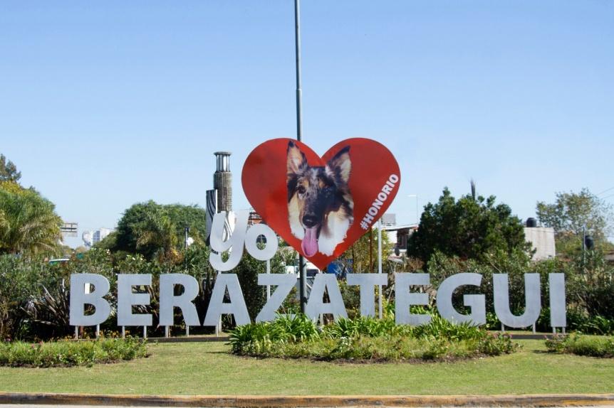 796 animales participaron del concurso para ser la imagen del ingreso a Berazategui