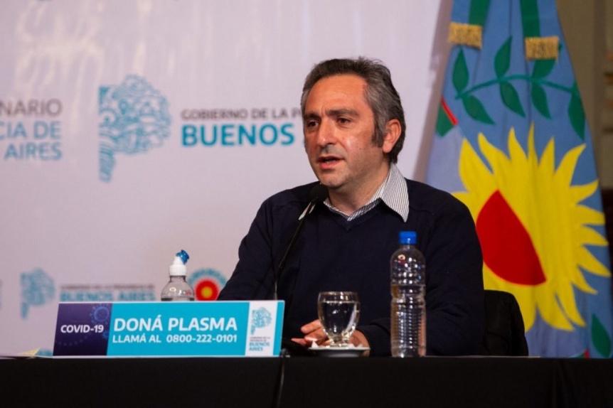 El ministro Andrés Larroque pidió que se reponga el IFE