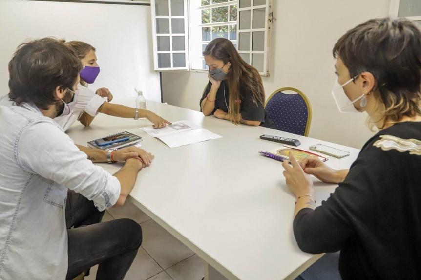 Analizaron proyectos inclusivos orientados al deporte y a la juventud de Quilmes