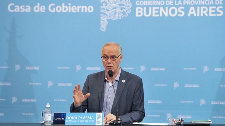 """Para Gollán sería una """"aberración"""" que la Corte avale la postura de CABA"""