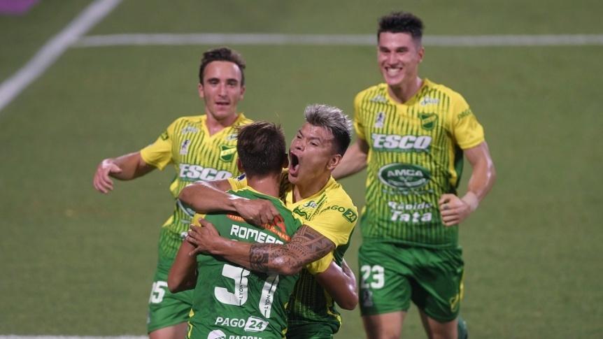 Defensa y Justicia, golpeado por el coronavirus, recibe a Palmeiras