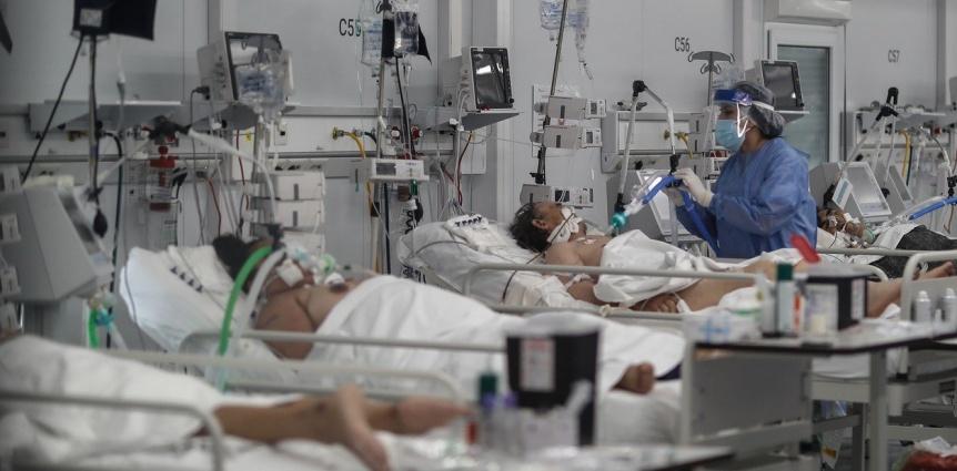 Argentina super� los 65.000 muertos por coronavirus
