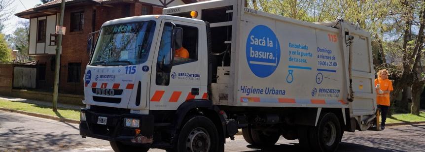 Berazategui: Solicitan precauci�n en el manejo de los residuos domiciliarios