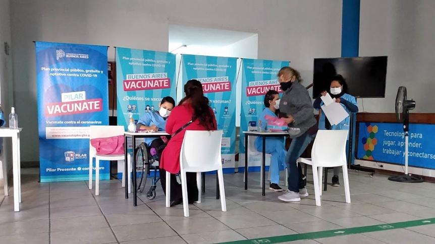 Buenos Aires super� los tres millones de vacunados contra el coronavirus