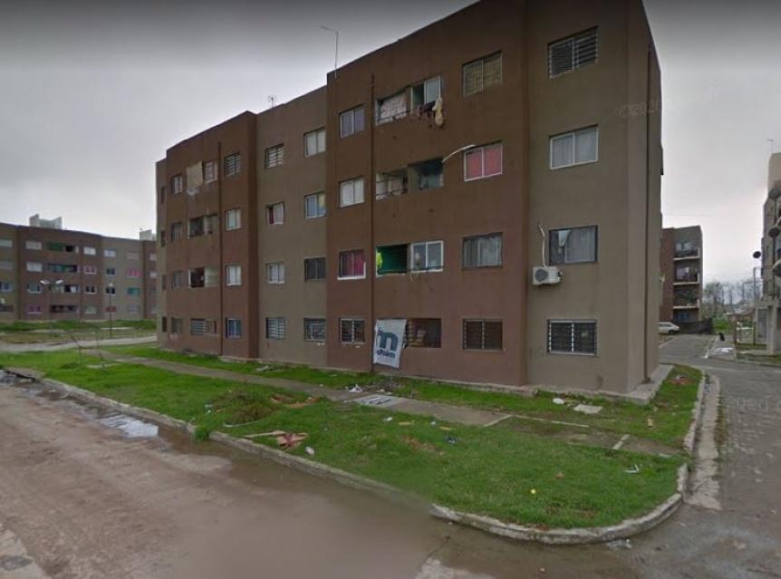 Una menor cayó de un tercer piso en Ezpeleta