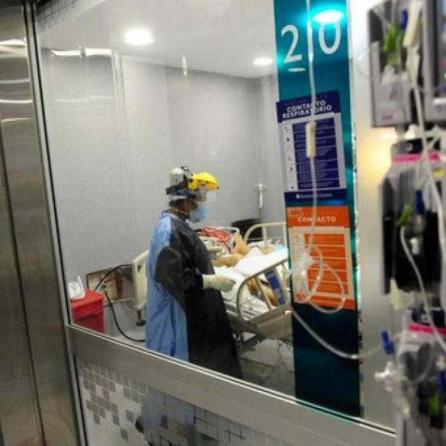 Hubo  490 fallecidos y 25.976 nuevos casos de coronavirus en el pa�s