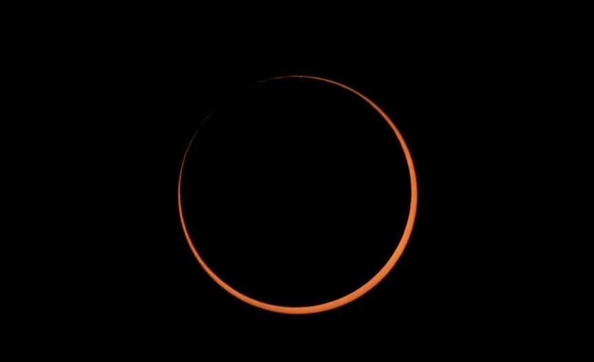 Habr� un taller virtual para ni�os por el eclipse anular de Sol