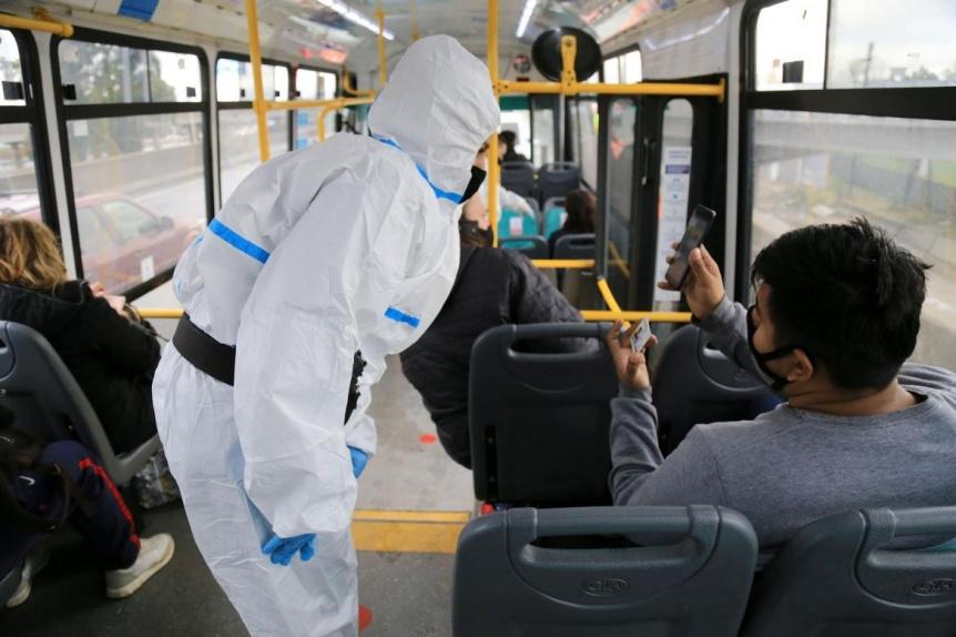 Confirmaron 456 muertes y 23.627 contagios en las �ltimas 24 horas