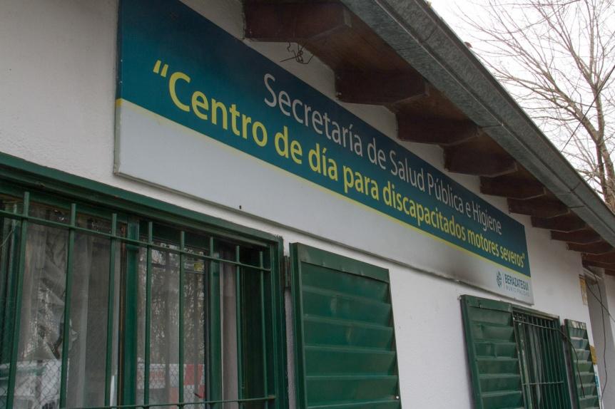 """El Centro de Día de la Comuna berazateguense celebró 28 años de """"trabajo esencial"""""""