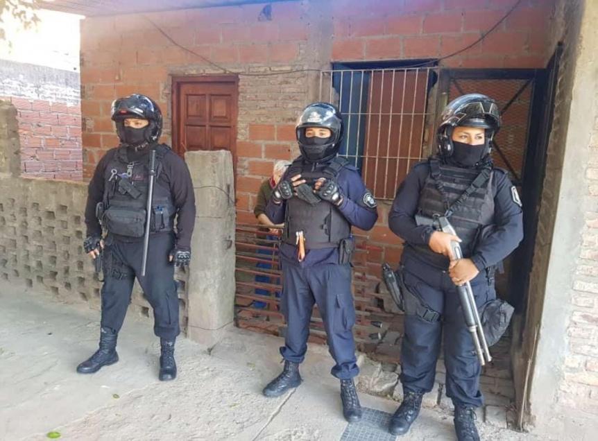 Detenido por robo en Quilmes Oeste
