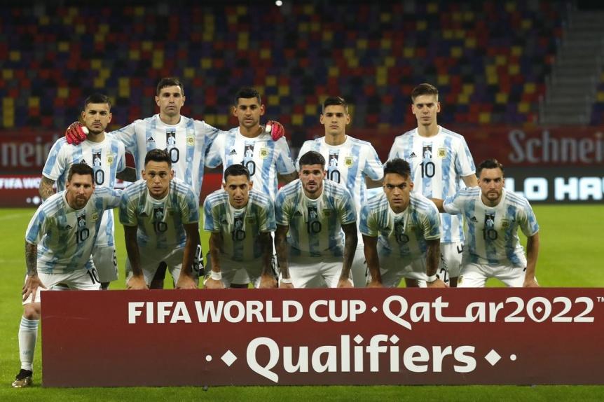 Los convocados por Lionel Scaloni para la Copa América Brasil 2021