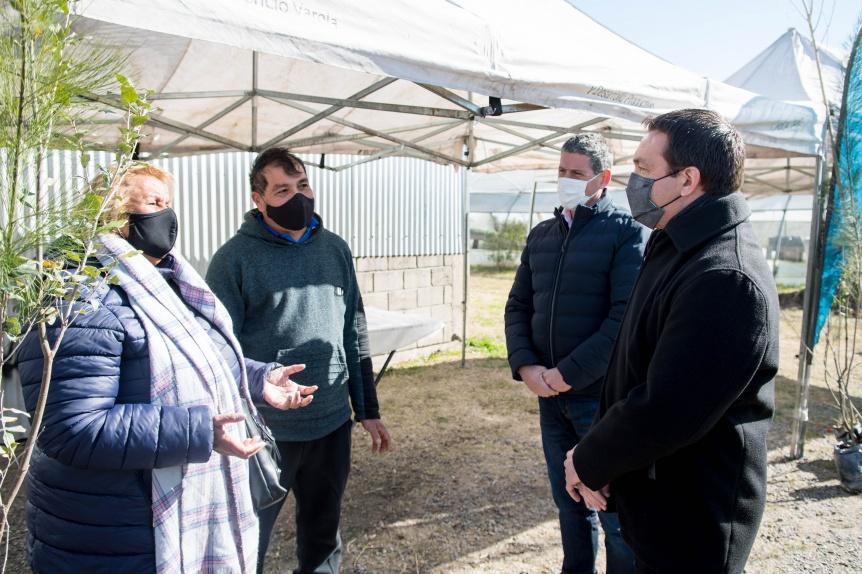 Florencio Varela renueva el compromiso comunitario con el medioambiente