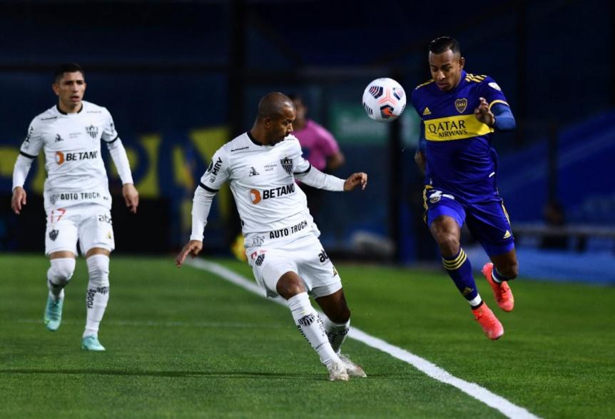Boca se juega el pase a los cuartos de final en Brasil ante el Mineiro