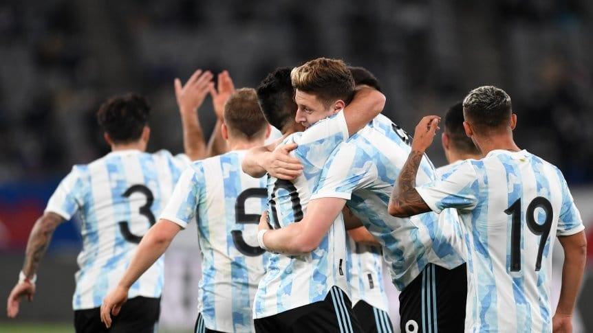 Argentina debuta ante Australia, en la b�squeda de su tercer oro