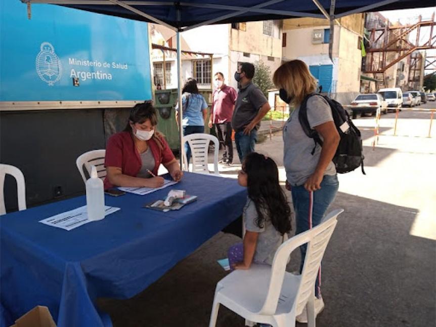 Inicia una nueva jornada sanitaria integral en Florencio Varela
