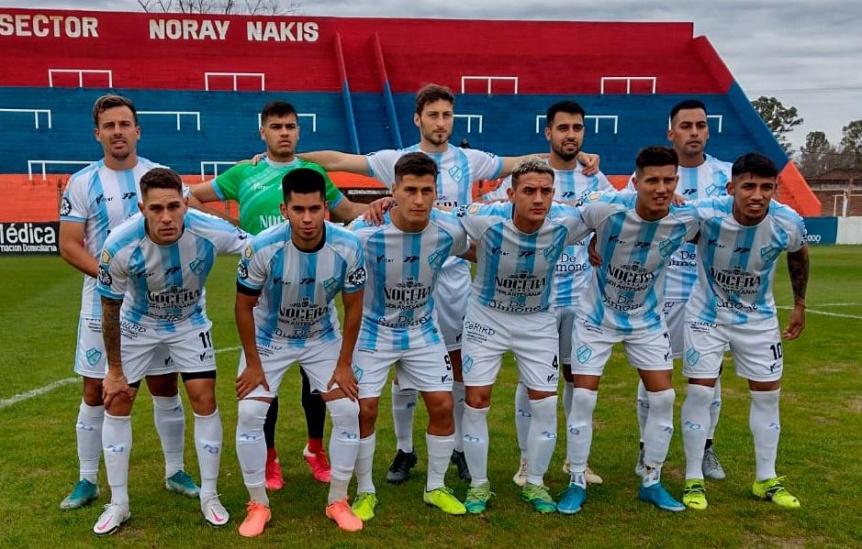 El Mate se trajo un punto de su visita al Deportivo Armenio