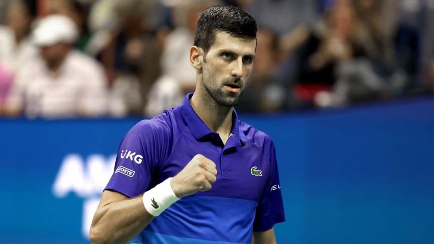 Djokovic es finalista e irá por el título ante Medvedev