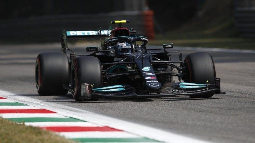 Bottas se qued� con el Sprint Clasificatorio del Gran Premio de Italia