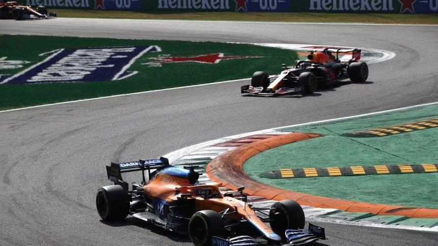 Ricciardo gan� de punta a punta en el aut�dromo de Monza