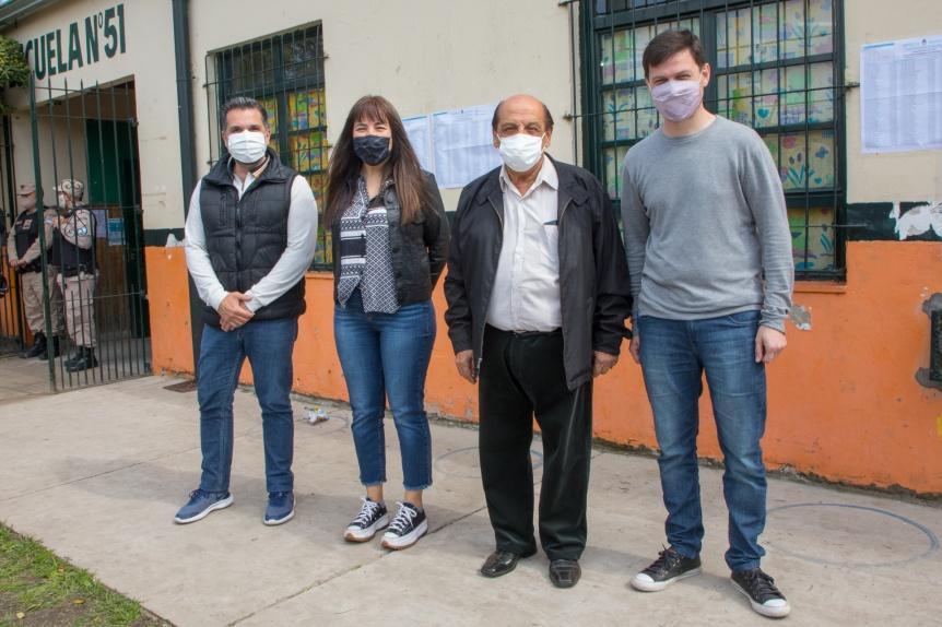 Berazategui: El candidato mussista sac� 10 puntos de ventaja a Juntos