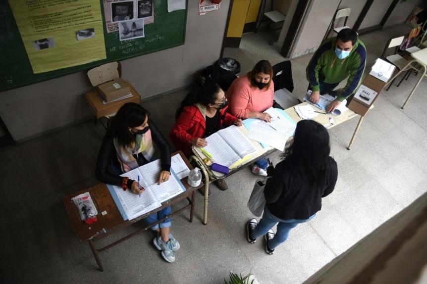 Se registr� la m�s baja participaci�n de ciudadanos en las urnas