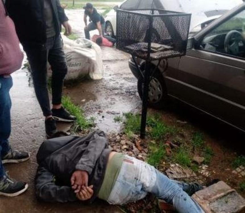 La polic�a detuvo a una banda que robaba autos en Quilmes