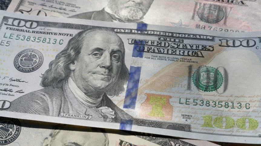 Precio del dólar blue este martes 14 de septiembre